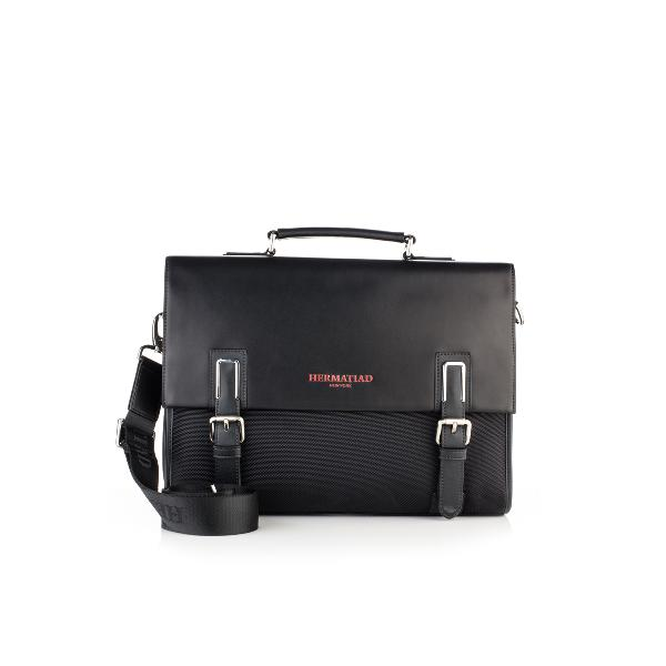 Atlas Leather Briefcase
