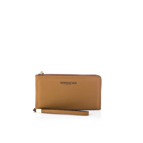 Carmel Leather Wallet